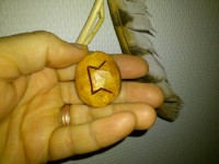 Pertra-runan dragen för 8/2, 2012