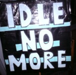Idle NO More – Inte Längre Passiv, Nu agerar Vi !